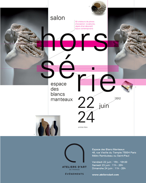 Claire Wolfstirn Salon Hors Srie 2012